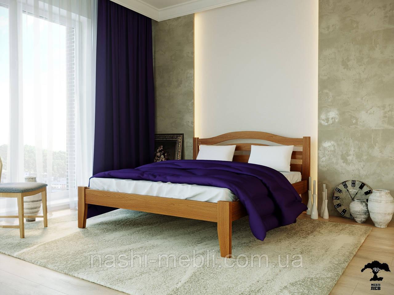 Двоспальне ліжко Афіна Нова Лев