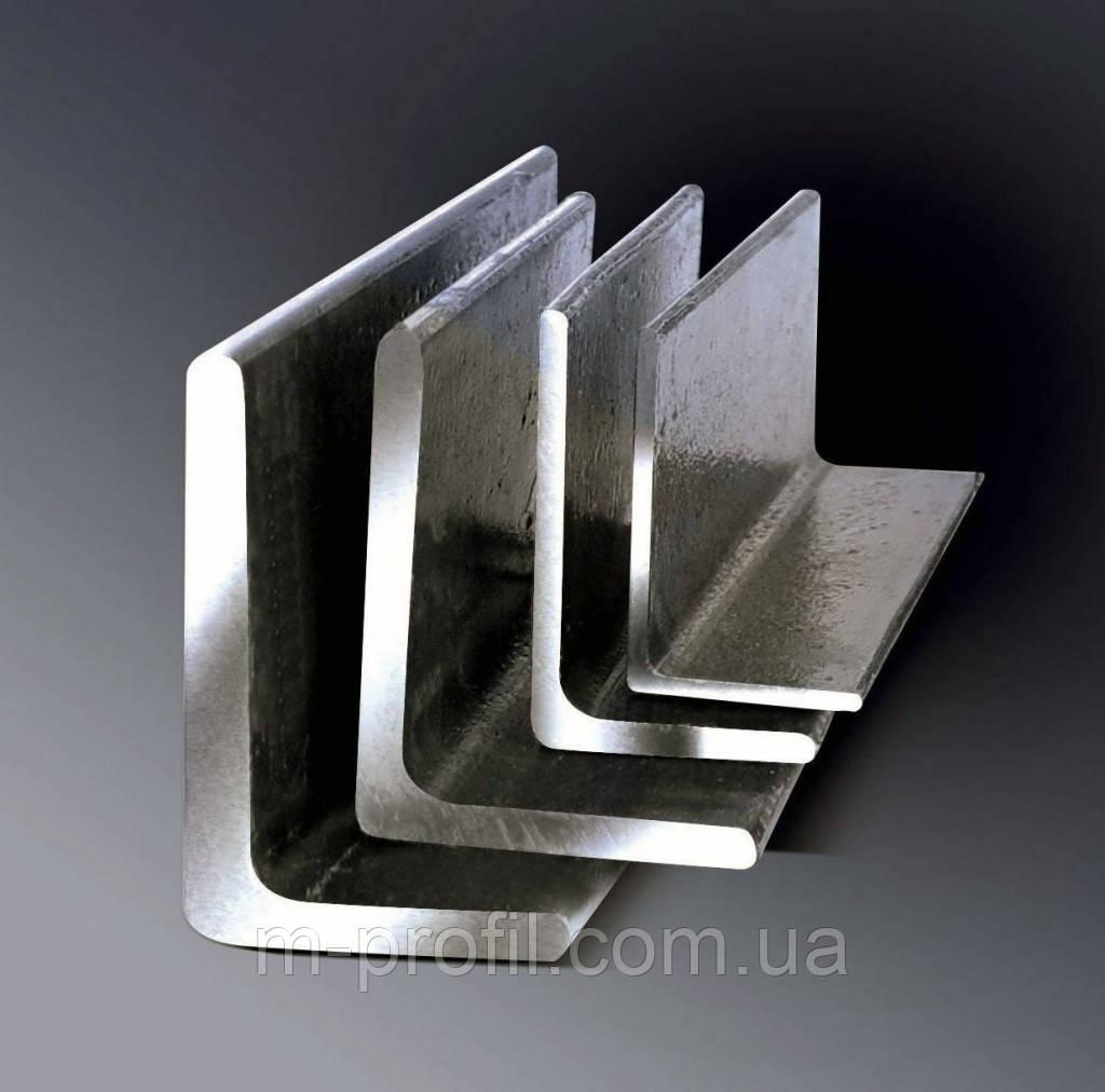 Уголок стальной 40*40*4,0мм