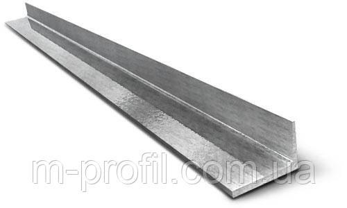 Уголок стальной 25*25*3,0мм