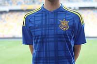 """Футбольная форма """"сборная Украина"""" детская 1013ис"""