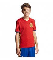 """Футбольная форма """"сборная Испания"""" детская 1020ис"""