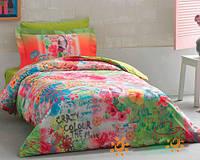 Комплект постельного белья Tivolyo Home  полуторный Magic