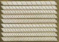 1:350 Трехполосные наклонные леера, ACE PEr350-4;[UA]:1:350 Трехполосные наклонные леера, ACE PEr350-4