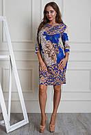 Модное платье в свободном крое
