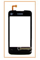 Сенсор (тачскрин) Huawei Ascend Y200, U8655 Black Original