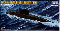 1:350 Сборная модель подводной лодки 'Варшавянка' (Kilo), Hobby Boss 83501