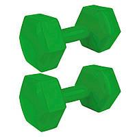 Набор гантелей Spokey monster 832421 2x3 кг  - 2277