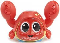 Интерактивная игрушка Little Tikes серии Исследователи океана - Поймай меня, крабик! звук, датчик движения