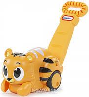 Развивающая игрушка-каталка Little Tikes серии Догони огонек - Тигренок, свет, звук