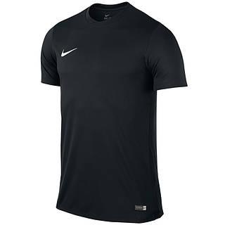 Футболка Nike park vi jsy черный /725891 010