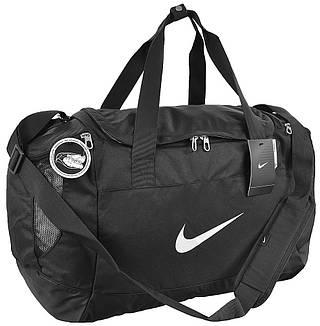 Сумка Nike club team swoosh duffel l черный /ba5192 010
