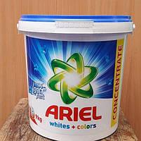 Ariel 9кг универсальный (Color+White) ведро