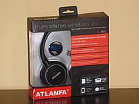 Подарочный набор! Беспроводные Bluetooth наушники ATLANFA 7612