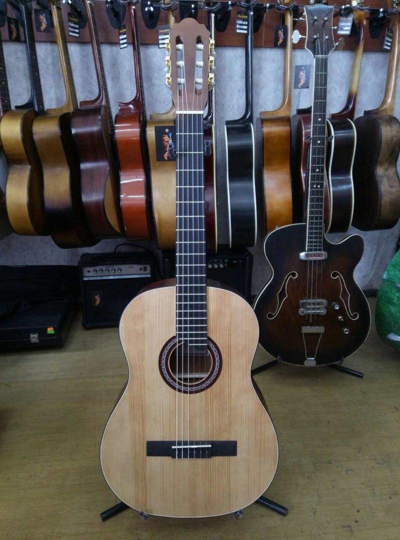 ( 01/ 117 ) Новая классическая Гитара Leotone L-10