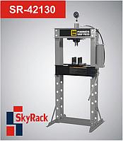 Пресс гидравлический настольный SR-42130, 30 т.