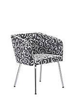 Кресло для зоны ожидания HELLO 4L CHROME (Nowy Styl)