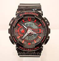 Мужские наручные часы касио джи шок, casio g-shock, копия