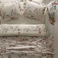 Комплект постельного белья Tivolyo Home  евро размера Peony
