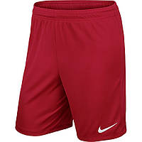 ШОРТЫ NIKE PARK II KNIT SHORT NB JR красный /725988 657