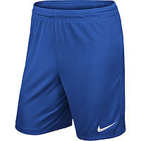 ШОРТЫ NIKE PARK II KNIT SHORT NB JR синие 725988 463