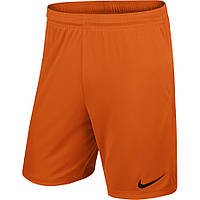 ШОРТЫ NIKE PARK II KNIT SHORT NB оранжевый /725887 815
