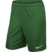 ШОРТЫ NIKE PARK II KNIT SHORT NB зеленый /725887 302