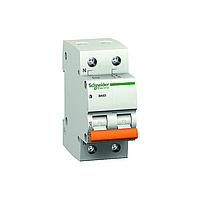 Автоматический выключатель 2-п «Домовой» 6А ВА63