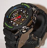Мужские наручные часы casio g-shock, часы касио шок (реплика)