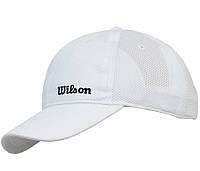 БЕЙСБОЛКА WILSON SUMMER CAP белый /WRA500011