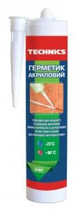 Герметик акриловый,белый, 280 мл,GetFix,12-250,Киев.