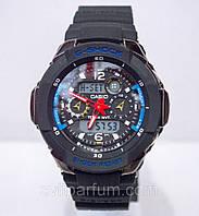 Мужские наручные часы casio g shock, касио  джи шок (реплика)