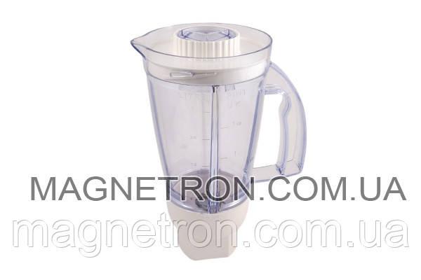 Чаша блендера 1000ml для кухонного комбайна Moulinex MS-5A12150, фото 2
