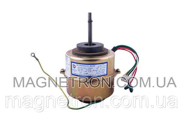 Двигатель вентилятора наружного блока для кондиционера YDK-035E4K31D-01, фото 2