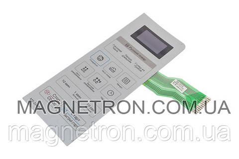 Сенсорная панель управления для СВЧ печи LG MS-2347ES MFM37317302