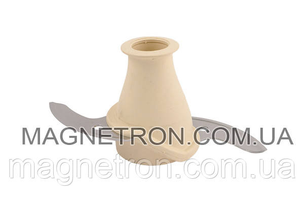 Нож для измельчения к основной чаше кухонного комбайна Adventio Moulinex MS-5966343, фото 2