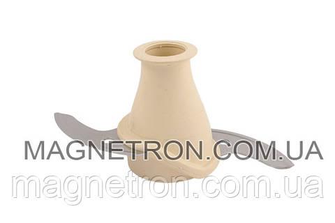 Нож для измельчения к основной чаше кухонного комбайна Adventio Moulinex MS-5966343