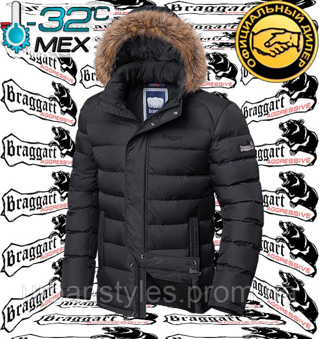 Куртка мужская с меховой подкладкой Braggart