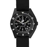 Мужские часы MARATHON WW194013USMC-BK Swiss Made Military