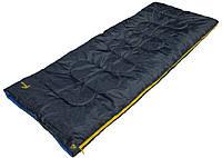 Спальный мешок BEST CAMP МАРИБЕ 190x75 темно-синий/25006