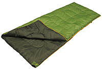 Спальный мешок BEST CAMP МАРИБЕ 190x75 зеленый /25005