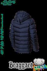 Зимняя куртка на тинсулейте на мальчика  Braggart в Украине арт. 6437, фото 3