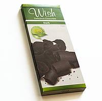 Шоколад черный натуральный без сахара