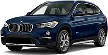 Коврики на BMW X1 (E84) (c 2009--)
