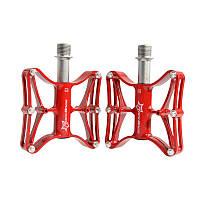 Педали RockBros Magnesium SL, красные