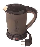 Электрочайник маленький A-Plus 0,5л (1530) Черный