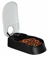 Кормушка Trixie TX1 Automatic Food Dispenser для собак автоматическая одинарная, 15х7х24 см