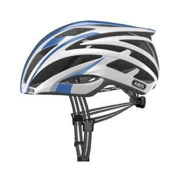 Велосипедный шлем ABUS Tec-Tical Pro v.2 race blue (52-58 см)