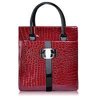 Уценка! Женская лаковая сумка Frozz CC5302