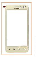 Сенсор (тачскрин) Huawei Honor U8860 White Original