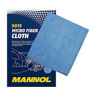 Салфетка очищающая Mannol 9815 Micro Fiber Cloth